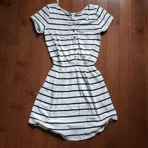 F21 Striped dress